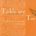 panta rhei: Tickle my Toe